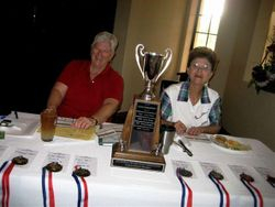 Jan & Barb- tournament chairs
