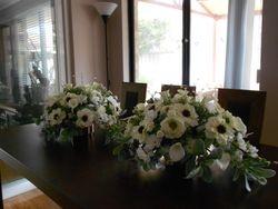 Bridal Table Arrangements   #R6