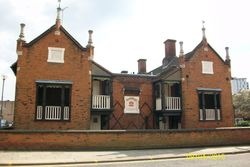 Tooley's & Smart's Almshouses, Foundation Street