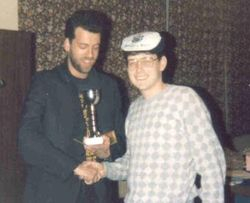 Blast From The Past - Player of the Year 1987/88