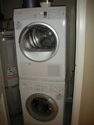 Bosch Washer and Dryer Service every 4 Months