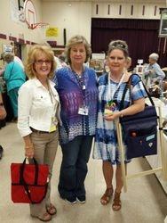 Terri, Jackie and Lenda