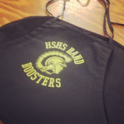 Band Booster Aprons