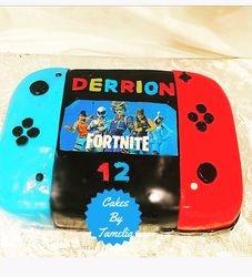 nintendo switch cakes