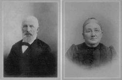 David Ringold and Sarah (Davies) Major