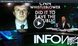 CNN Whistle-blower Did It to Save the Republic