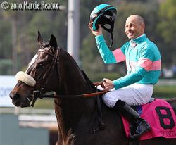 Mike Smith and Zenyatta