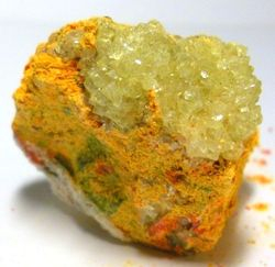 February 2011 Mystery Mineral 1