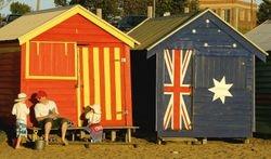The Wolfers Boys at Brighton Beach