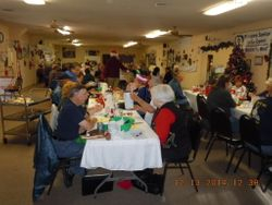 NGS Christmas Party 2014