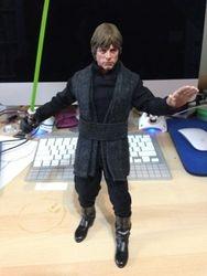 Luke Skywalker by Mathew A.
