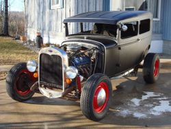 8. 30 Ford Model A Hot Rod