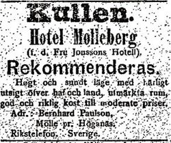 Hotell Molleberg 1900