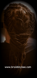 Dreadlock Extensions by Bee