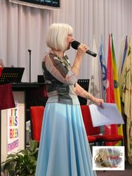 Pastor Judith Gates