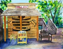 Noble Saw, Fort Hope