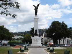 MEMORIAL PARK STATUE 3