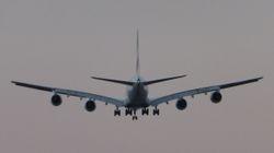Emirates Airbus A380 A6-EDO