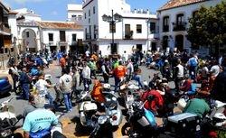 Plaza 'Balcon de la Axarquia'