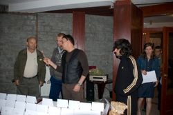 Fungi exhibition and lecture in Prespa Region, 2010