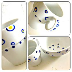 Raindrops_Coffee mug