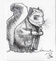 Dean Squirrelchester