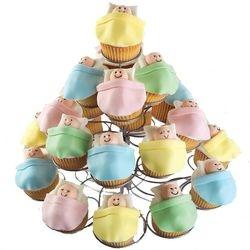 Nursery Cupcake Tower