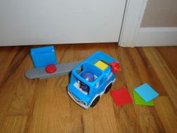 Fisher Price Little People Sending Letters Mail Truck - $15