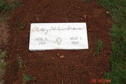 Located in Hillcrest Cemetery, Wichita Falls, Texas
