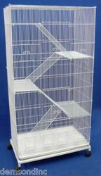 5 Levels Small Animal Cage With Stand