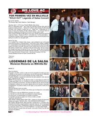 SOLD OUT Legends Of salsa @Levoy Theatre