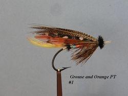 Grouse & Orange