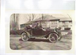 1922 Dodge / Cheifs Car
