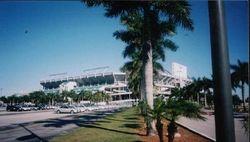 Dolphin Stadium - Florida