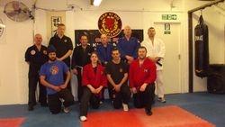 Mini Seminar - Hosted by Hapkido Scotland - Glasgow 2013