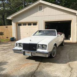 11.82 Buick Riviera Convertible.