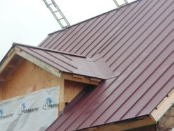 Englert 24 Gauge Double Locked Standing Seam Roof System