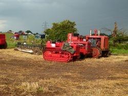 IH TD9,TD14,TD24 track-tractors