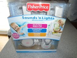 Fisher Price Sounds 'N Lights Monitor- BNIB - $25