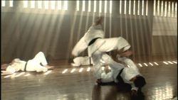 Tatsuya Naka in action