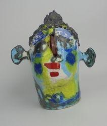Mary Jones Ceramics . My soul soared.  SOLD