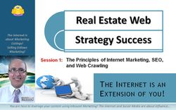 The Principles of Internet Marketing, SEO, and Web Crawling