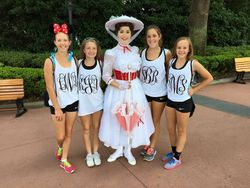Magic Kingdom with Mary Poppins