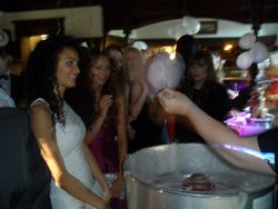 Candy Floss Machine Hire, Sweet Candy Dreams Doncaster Yorkshire