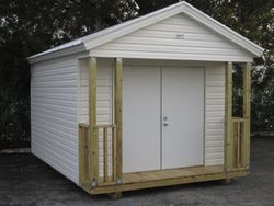 12x12 with 2 foot porch