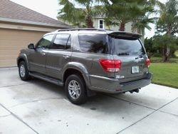 Roger M.-------Toyota Sequoia
