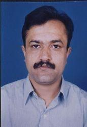 Shaheed Tanzeem Haider Naqvi