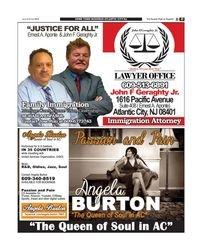 LAWYER OFFICE JOHN GERAGHTY / ANGELA BURTON