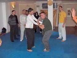 Taiji Quan estilo Wu con Francisco Jimenez