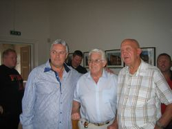 Peter Thompson, Bob Sweeney & Sam Betts
